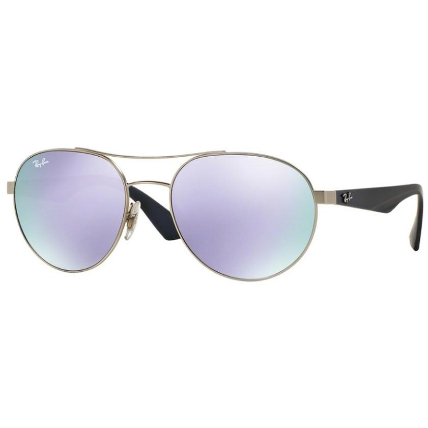 Ochelari de soare unisex Ray-Ban RB3536 019/4V Rotunzi originali cu comanda online