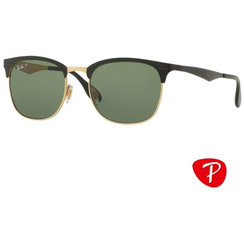 Ochelari de soare unisex Ray-Ban RB3538 187/9A Browline originali cu comanda online