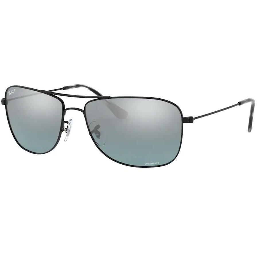 Ochelari de soare unisex Ray-Ban RB3543 002/5L Patrati originali cu comanda online