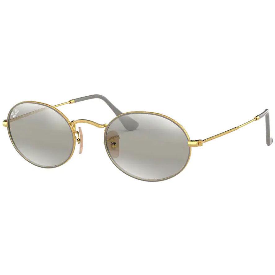 Ochelari de soare unisex Ray-Ban RB3547 9154AH Ovali originali cu comanda online