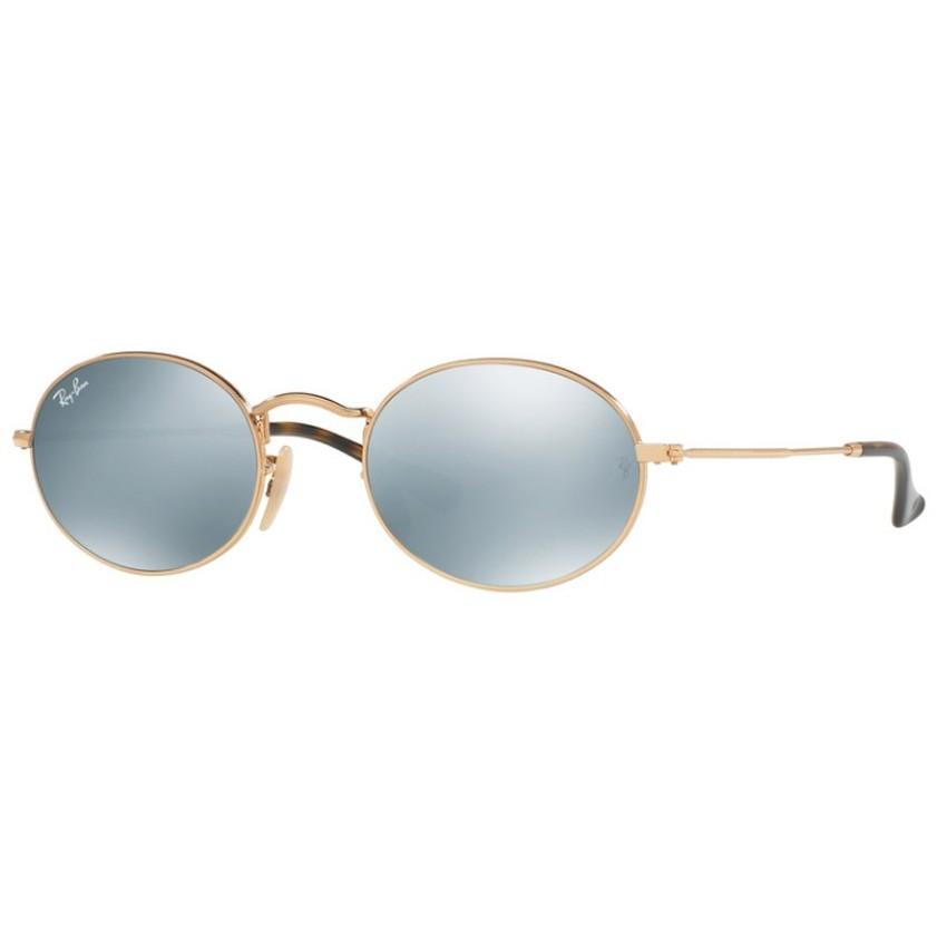 Ochelari de soare unisex Ray-Ban RB3547N 001/30 Ovali originali cu comanda online