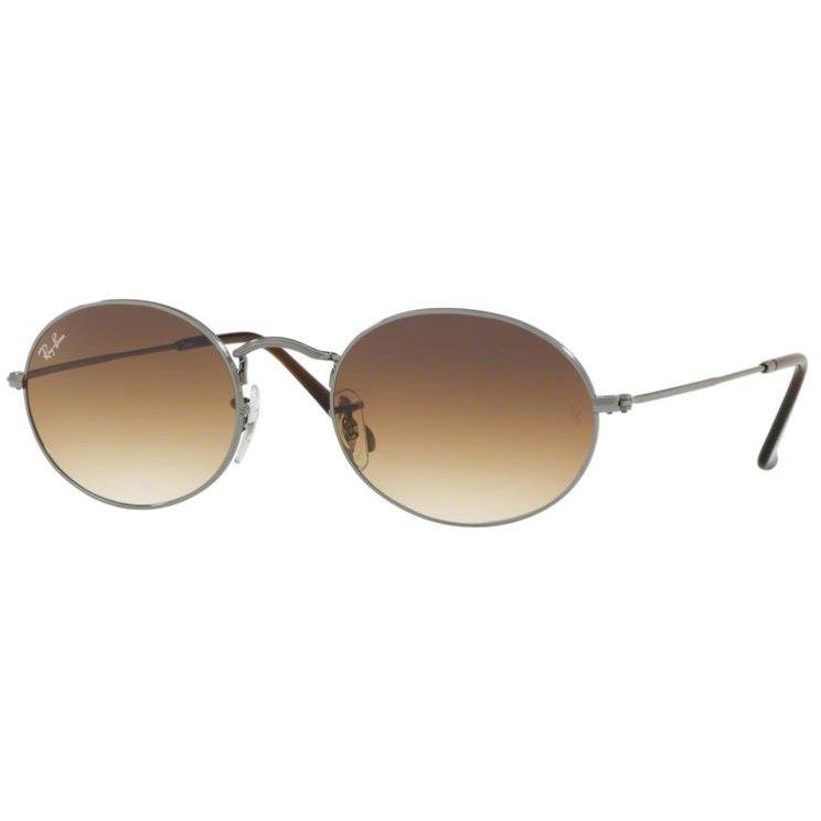 Ochelari de soare unisex Ray-Ban RB3547N 004/51 Ovali originali cu comanda online