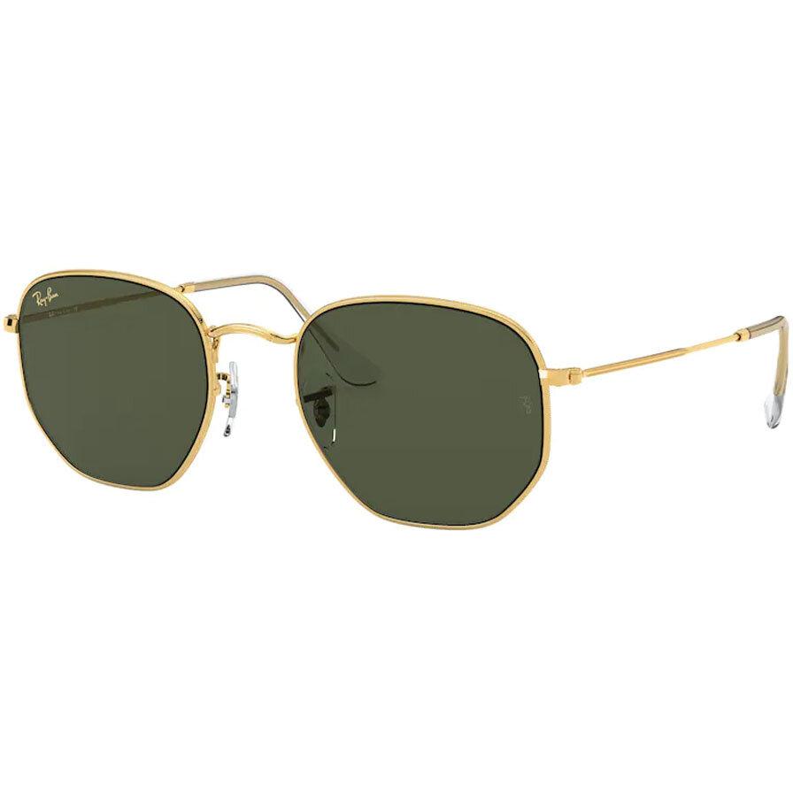 Ochelari de soare unisex Ray-Ban RB3548 919631 Rotunzi originali cu comanda online