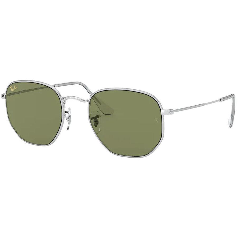 Ochelari de soare unisex Ray-Ban RB3548 91984E Rotunzi originali cu comanda online