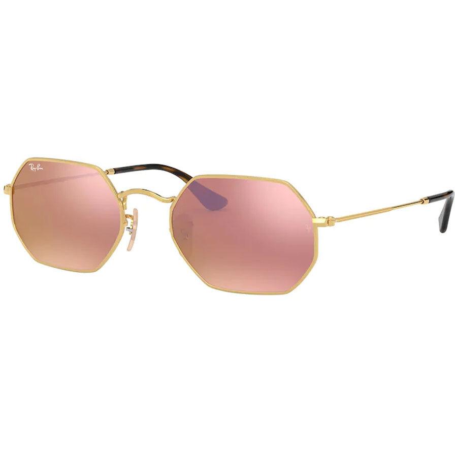 Ochelari de soare unisex Ray-Ban RB3556N 001/Z2 Ovali originali cu comanda online