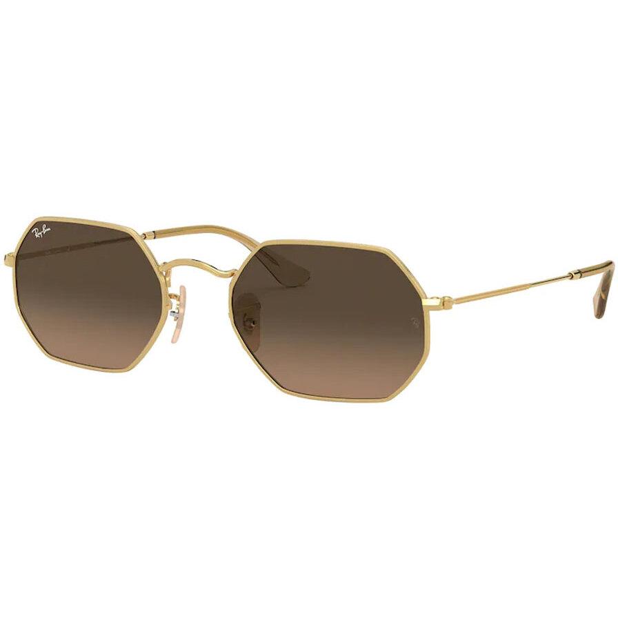 Ochelari de soare unisex Ray-Ban RB3556N 912443 Ovali originali cu comanda online