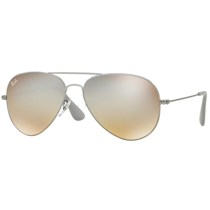 Ochelari de soare unisex Ray-Ban RB3558 004/B8 Pilot originali cu comanda online