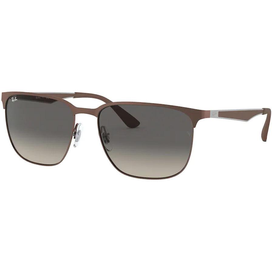 Ochelari de soare unisex Ray-Ban RB3569 121/11 Patrati originali cu comanda online