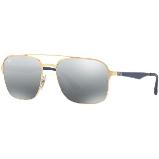 Ochelari de soare unisex Ray-Ban RB3570 001/88 Patrati originali cu comanda online