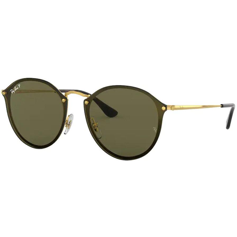 Ochelari de soare unisex Ray-Ban RB3574N 001/9A Rotunzi originali cu comanda online