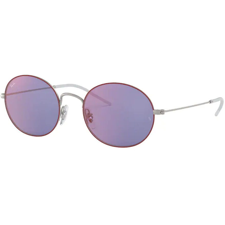 Ochelari de soare unisex Ray-Ban RB3594 9112D1 Ovali originali cu comanda online