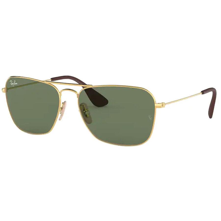 Ochelari de soare unisex Ray-Ban RB3610 001/71 Patrati originali cu comanda online