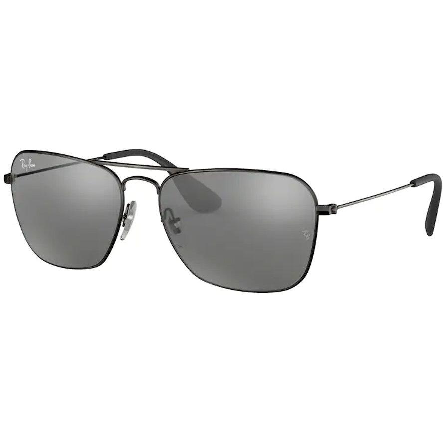Ochelari de soare unisex Ray-Ban RB3610 91396G Patrati originali cu comanda online