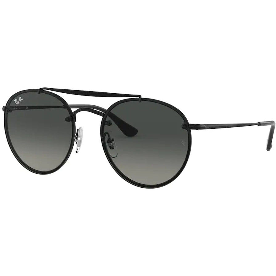 Ochelari de soare unisex Ray-Ban RB3614N 148/11 Rotunzi originali cu comanda online