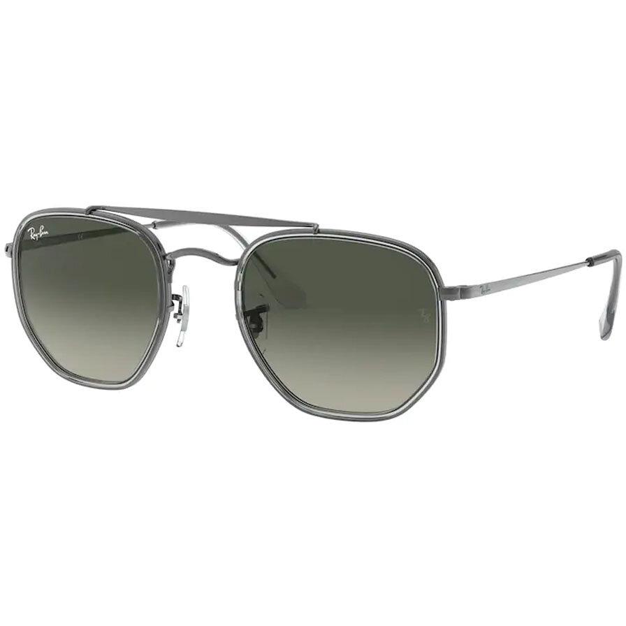 Ochelari de soare unisex Ray-Ban RB3648M 004/71 Rotunzi originali cu comanda online