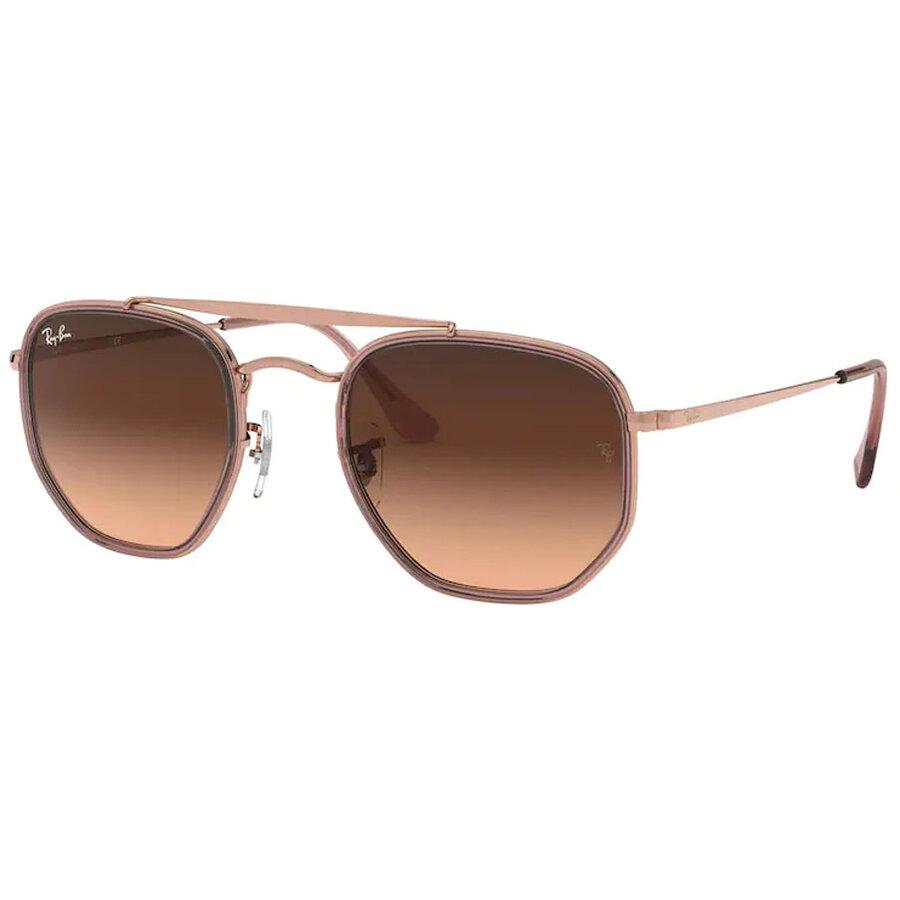 Ochelari de soare unisex Ray-Ban RB3648M 9069A5 Rotunzi originali cu comanda online