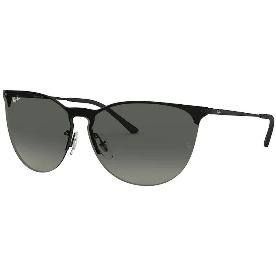 Ochelari de soare unisex Ray-Ban RB3652 901411 Ochi de pisica originali cu comanda online
