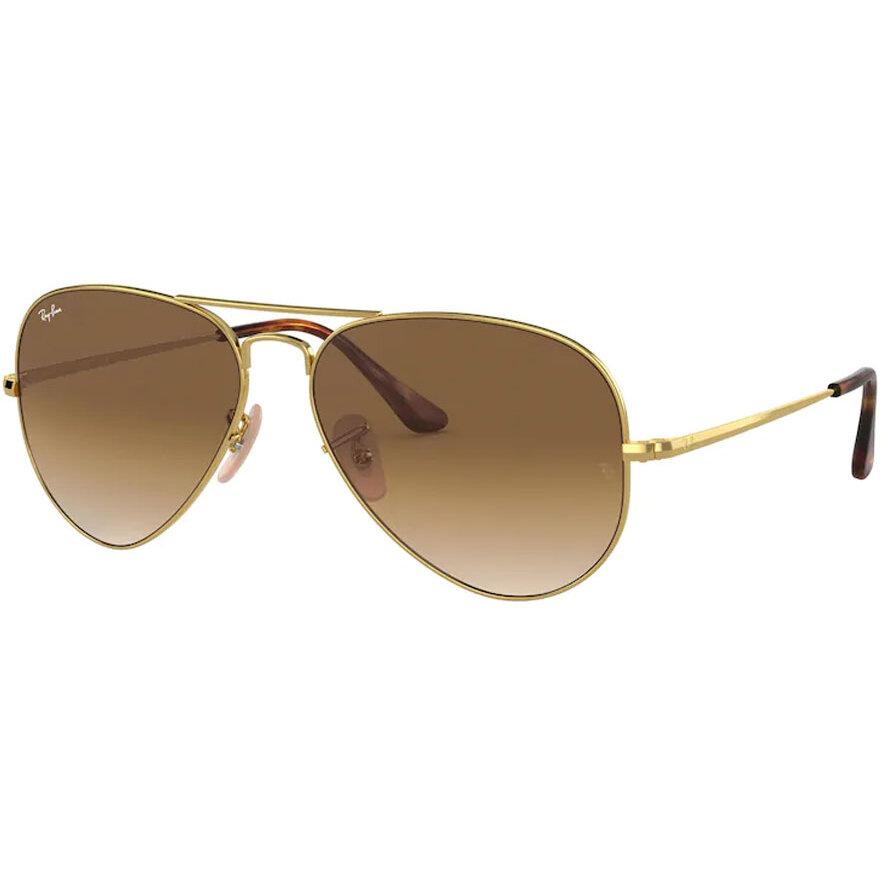 Ochelari de soare unisex Ray-Ban RB3689 914751 Pilot originali cu comanda online