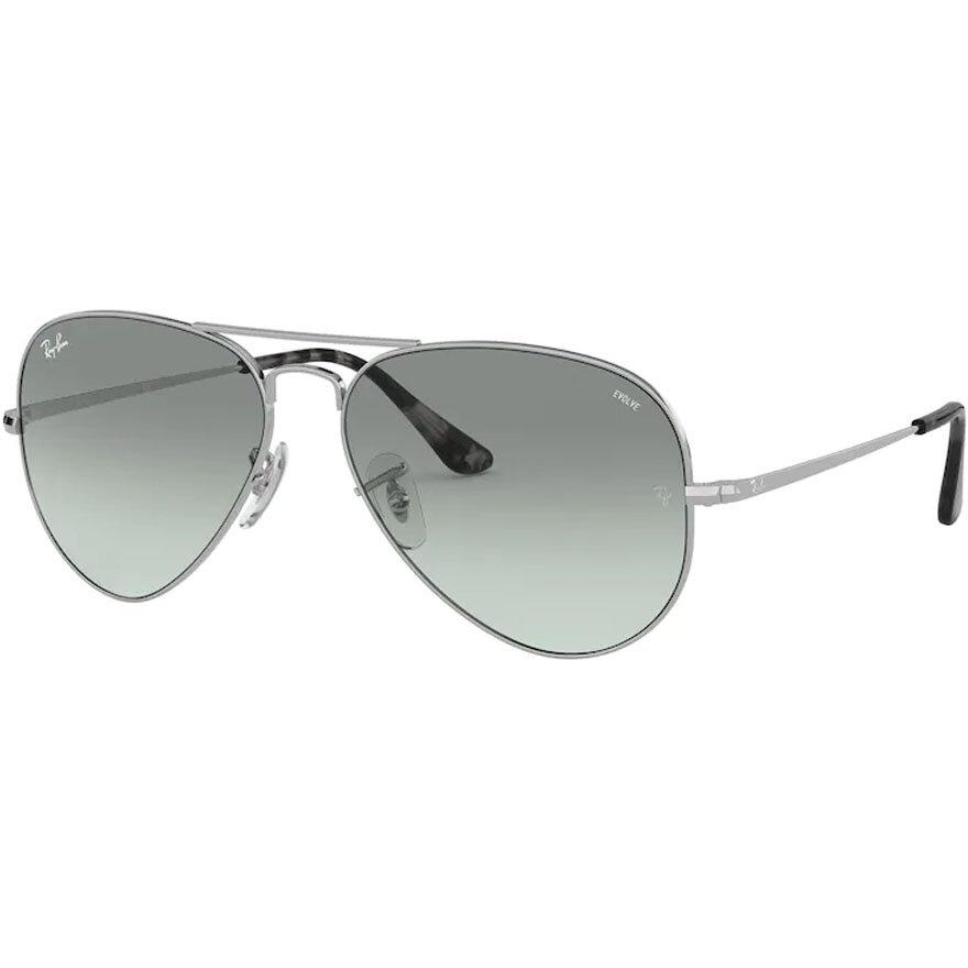 Ochelari de soare unisex Ray-Ban RB3689 9149AD Pilot originali cu comanda online