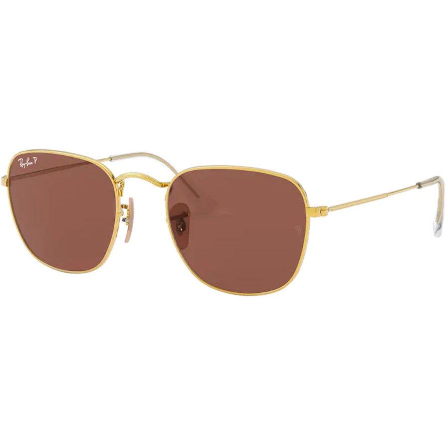 Ochelari de soare unisex Ray-Ban RB3857 9196AF Patrati originali cu comanda online