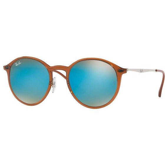 Ochelari de soare unisex Ray-Ban RB4224 604/B7 Rotunzi originali cu comanda online