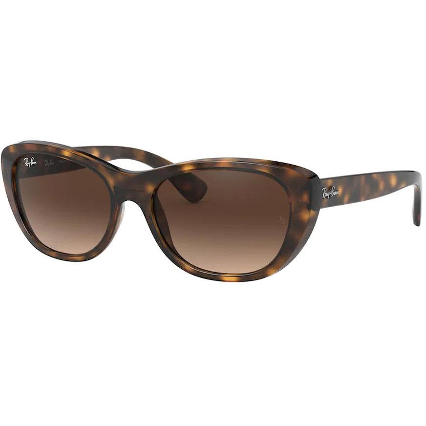 Ochelari de soare unisex Ray-Ban RB4227 710/13 Fluture originali cu comanda online