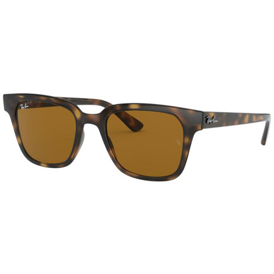 Ochelari de soare unisex Ray-Ban RB4323 710/33 Patrati originali cu comanda online