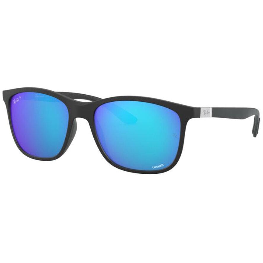 Ochelari de soare unisex Ray-Ban RB4330CH 601SA1 Patrati originali cu comanda online