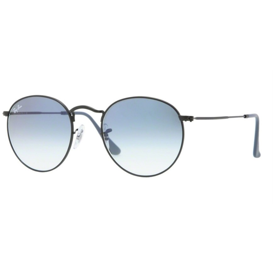 Ochelari de soare unisex Round Classic Ray-Ban RB3447 006/3F Rotunzi originali cu comanda online
