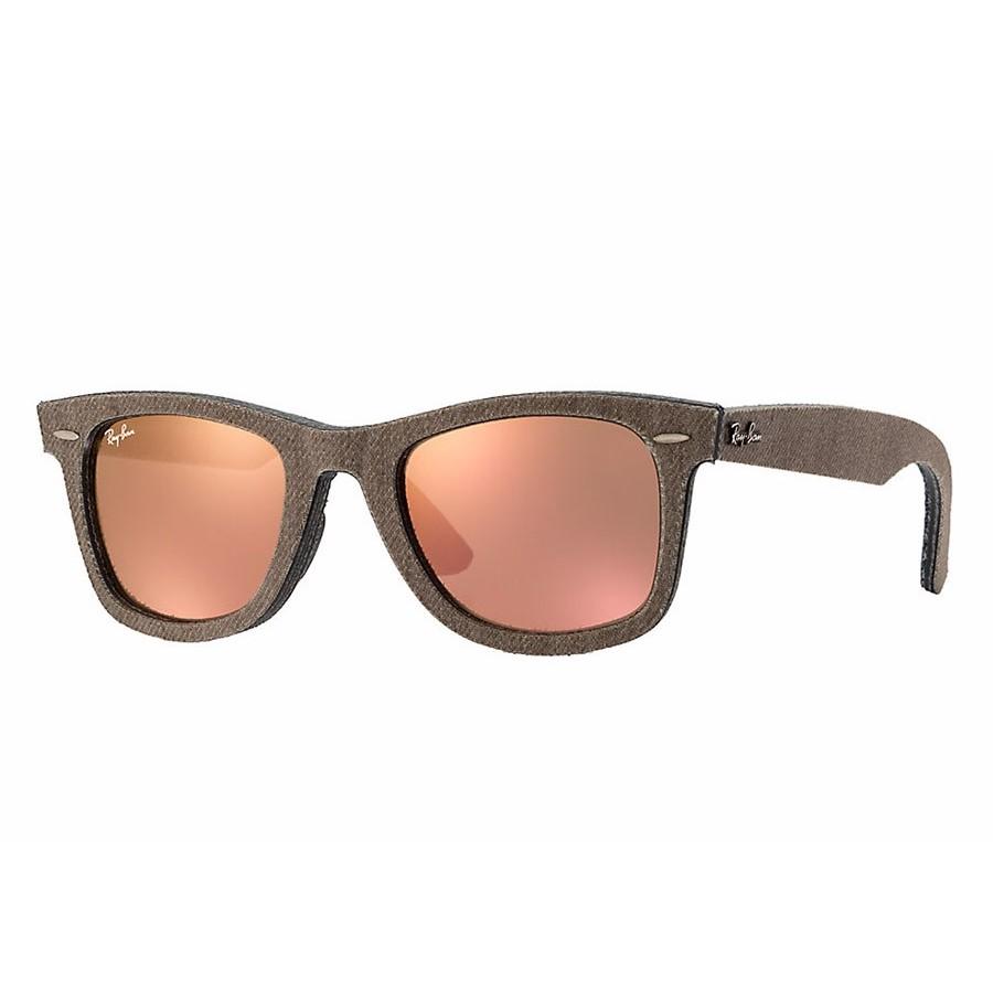 Ochelari de soare unisex Wayfarer Ray-Ban RB2140 1193Z2 Rectangulari originali cu comanda online
