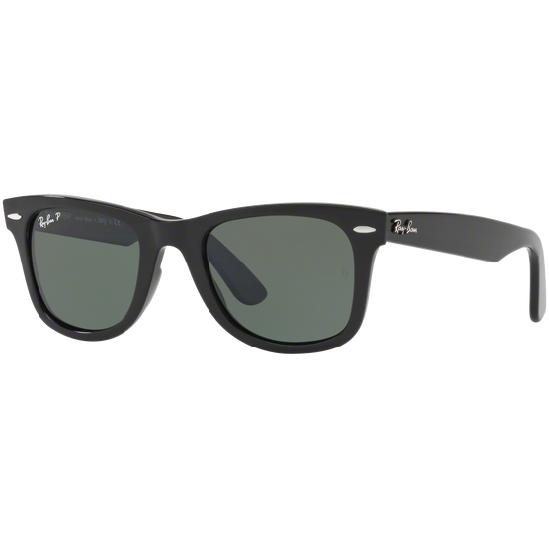 Ochelari de soare unisex Wayfarer Ray-Ban RB4340 601/58 Rectangulari originali cu comanda online