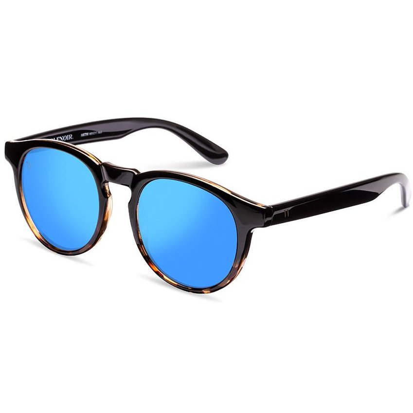 Ochelari de soare unisex Wolfnoir W01C11 HATHI BICOME BLUE Rotunzi originali cu comanda online