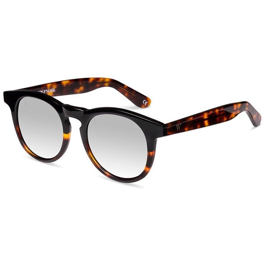Ochelari de soare unisex Wolfnoir W01C44 HATHI ACE BICOME BLACK Rotunzi originali cu comanda online