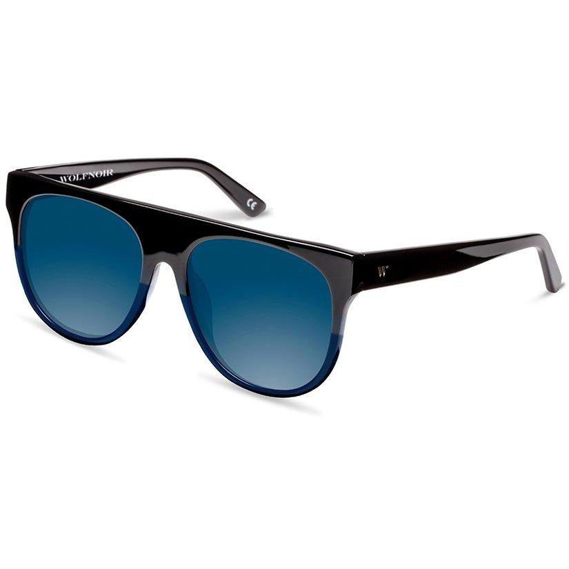 Ochelari de soare unisex Wolfnoir W10C02 UTTICA ACE BICOME BLUE Supradimensionati originali cu comanda online