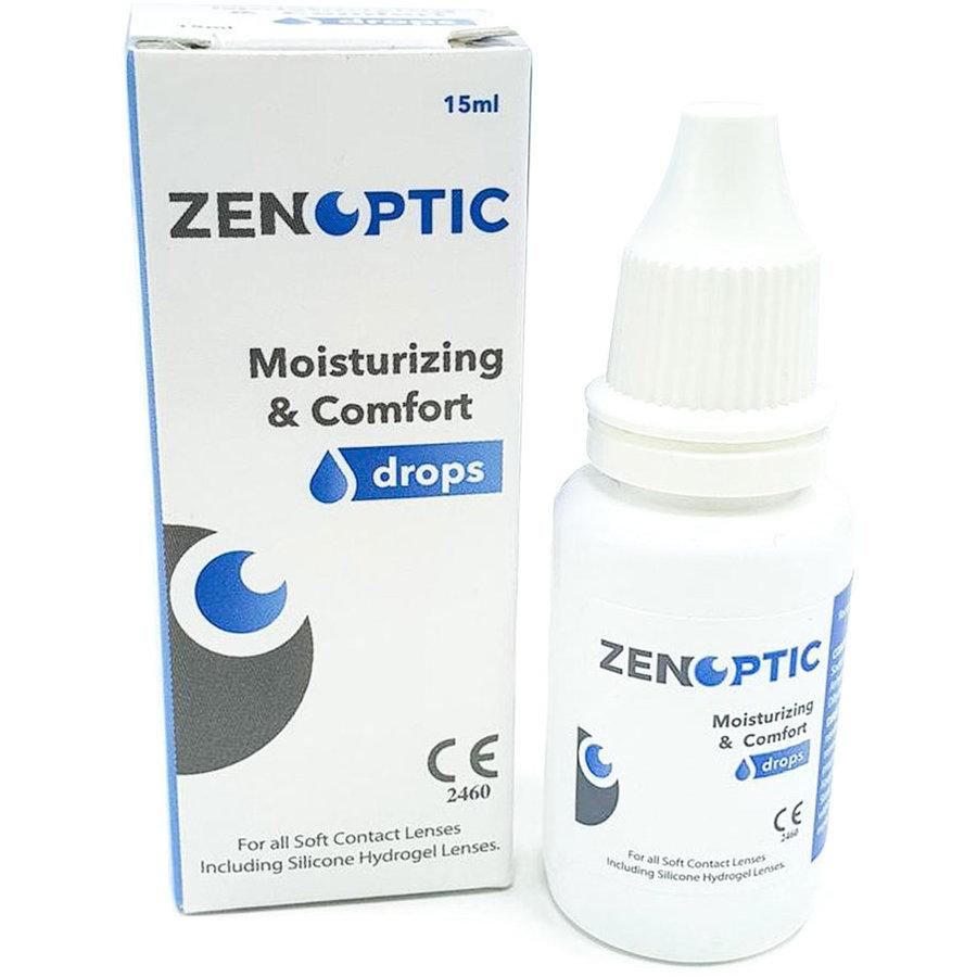 Picaturi oftalmologice ZENOPTIC Moisturizing & Comfort Drops 15 ml marca ZENOPTIC cu comanda online