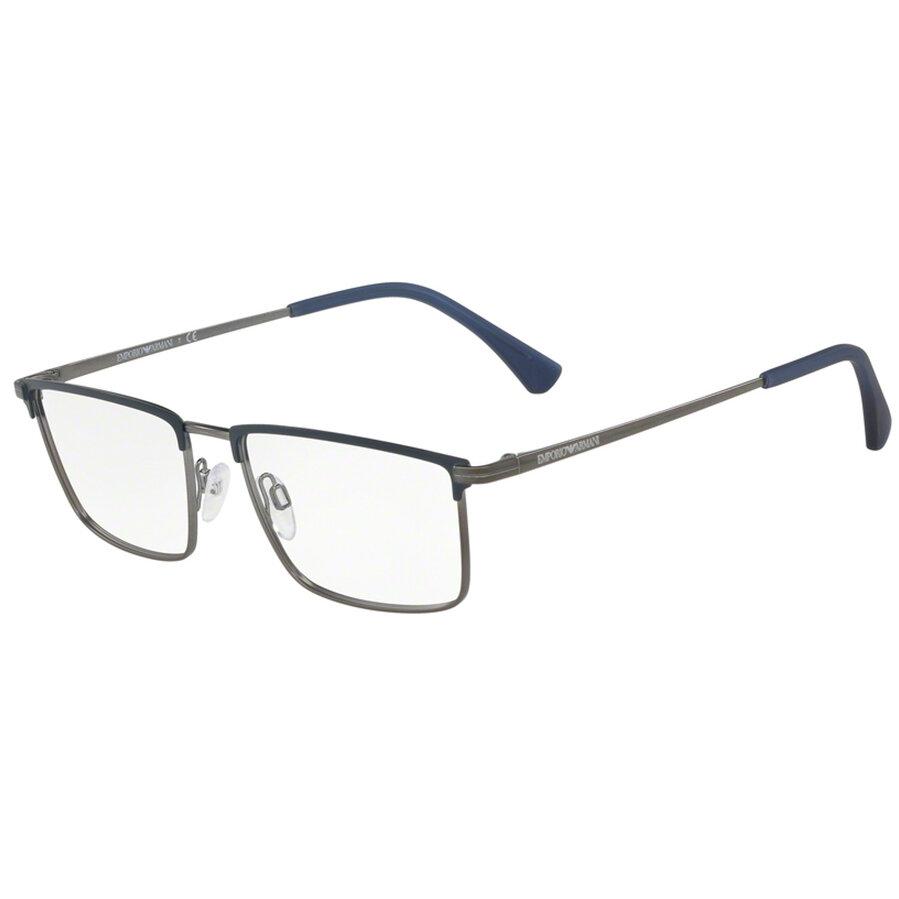 Rame ochelari de vedere Emporio Armani barbati EA1090 3228 Rectangulare originale cu comanda online