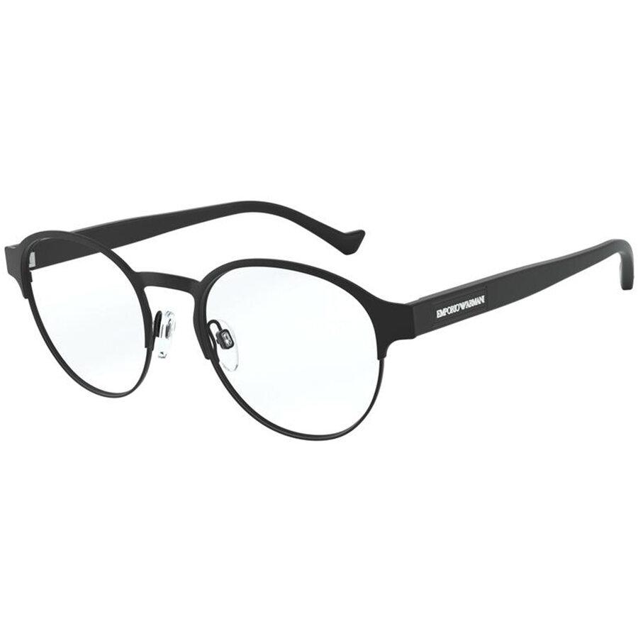 Rame ochelari de vedere Emporio Armani barbati EA1097 3014 Rotunde originale cu comanda online
