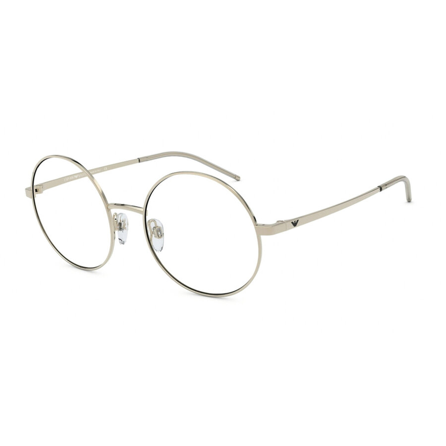 Rame ochelari de vedere Emporio Armani dama EA1092 3013 Rotunde originale cu comanda online