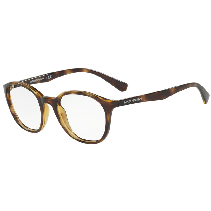Rame ochelari de vedere Emporio Armani dama EA3079 5026 Rotunde originale cu comanda online