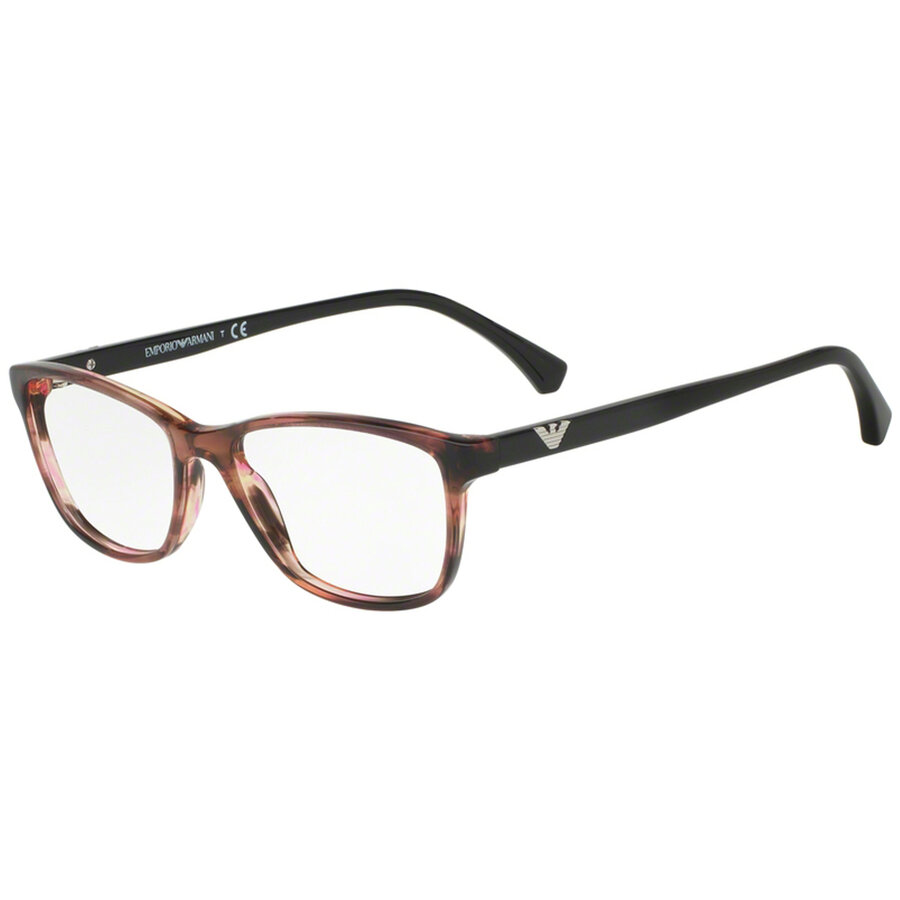 Rame ochelari de vedere Emporio Armani dama EA3099 5553 Ochi de pisica originale cu comanda online
