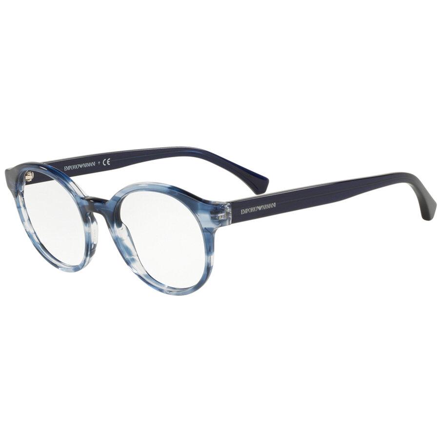 Rame ochelari de vedere Emporio Armani unisex EA3144 5728 Rotunde originale cu comanda online
