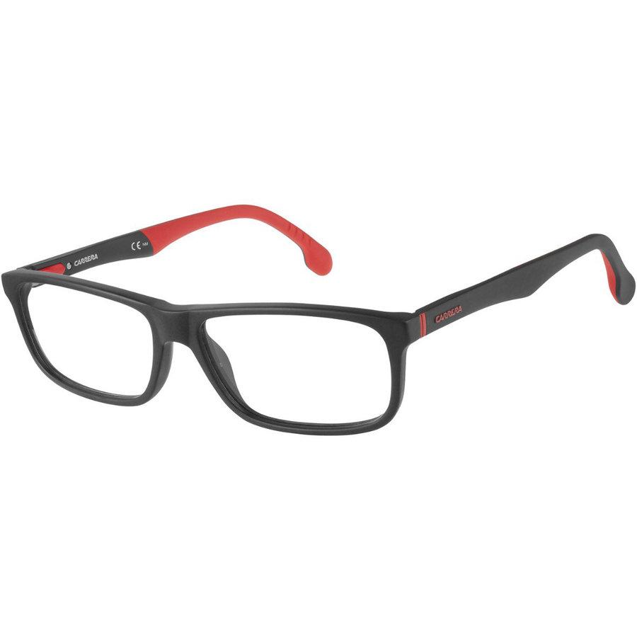 Rame ochelari de vedere barbati CARRERA 8826/V 003 Rectangulare originale cu comanda online