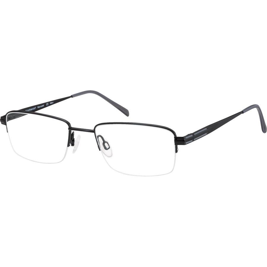 Rame ochelari de vedere barbati Charmant CH16113 GP Rectangulare originale cu comanda online