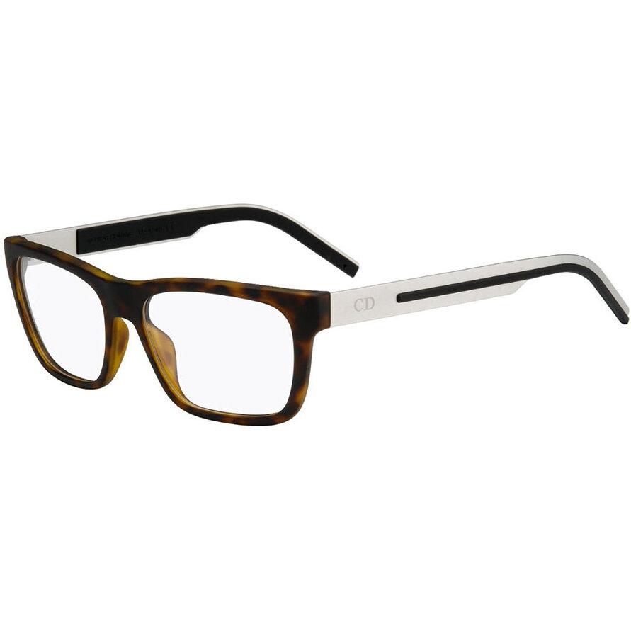 Rame ochelari de vedere barbati Dior BLACKTIE184 J05 Patrate originale cu comanda online