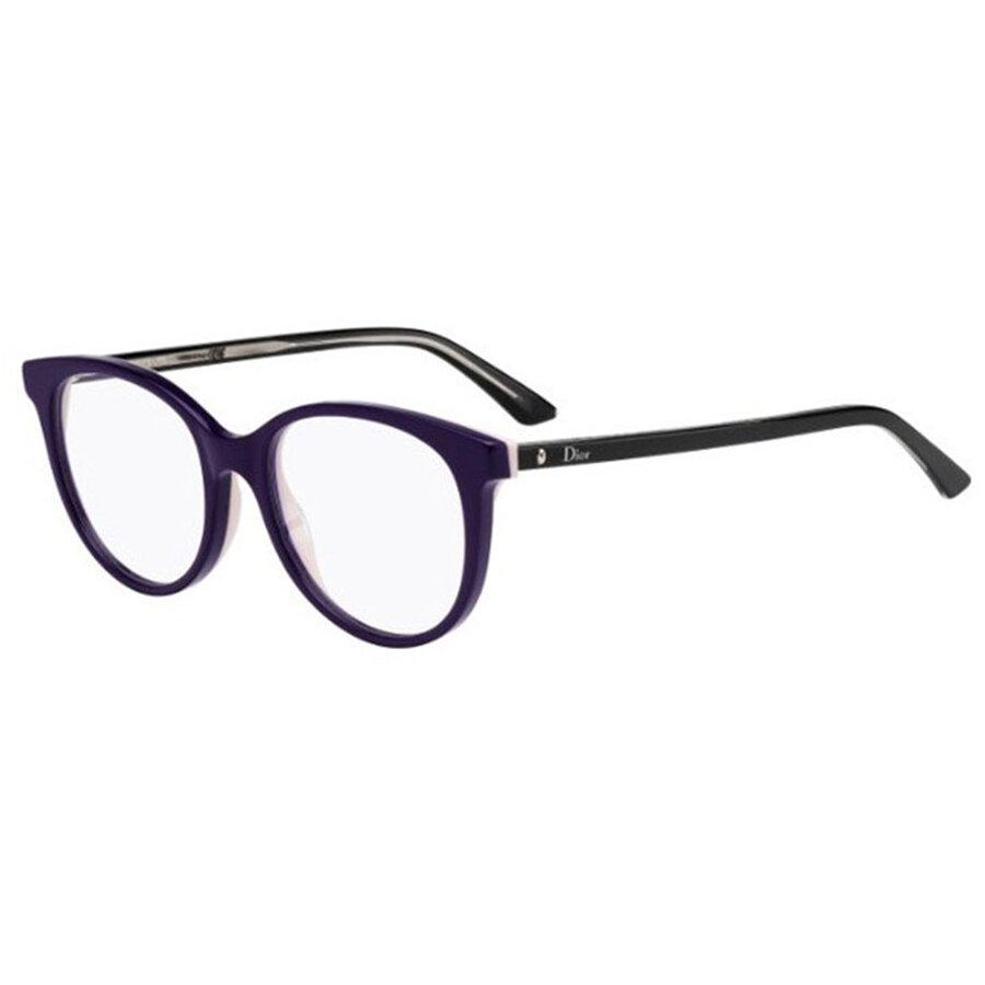 Rame ochelari de vedere barbati Dior MONTAIGNE 16 NHI Rotunde originale cu comanda online