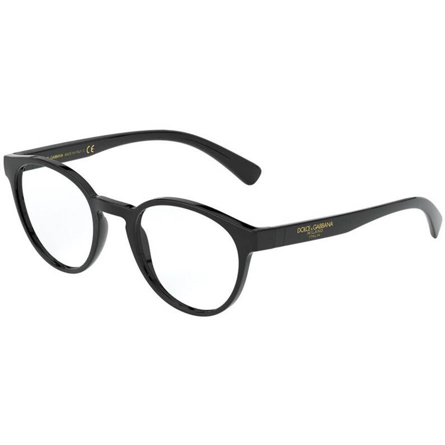 Rame ochelari de vedere barbati Dolce & Gabbana DG5046 501 Rotunde originale cu comanda online