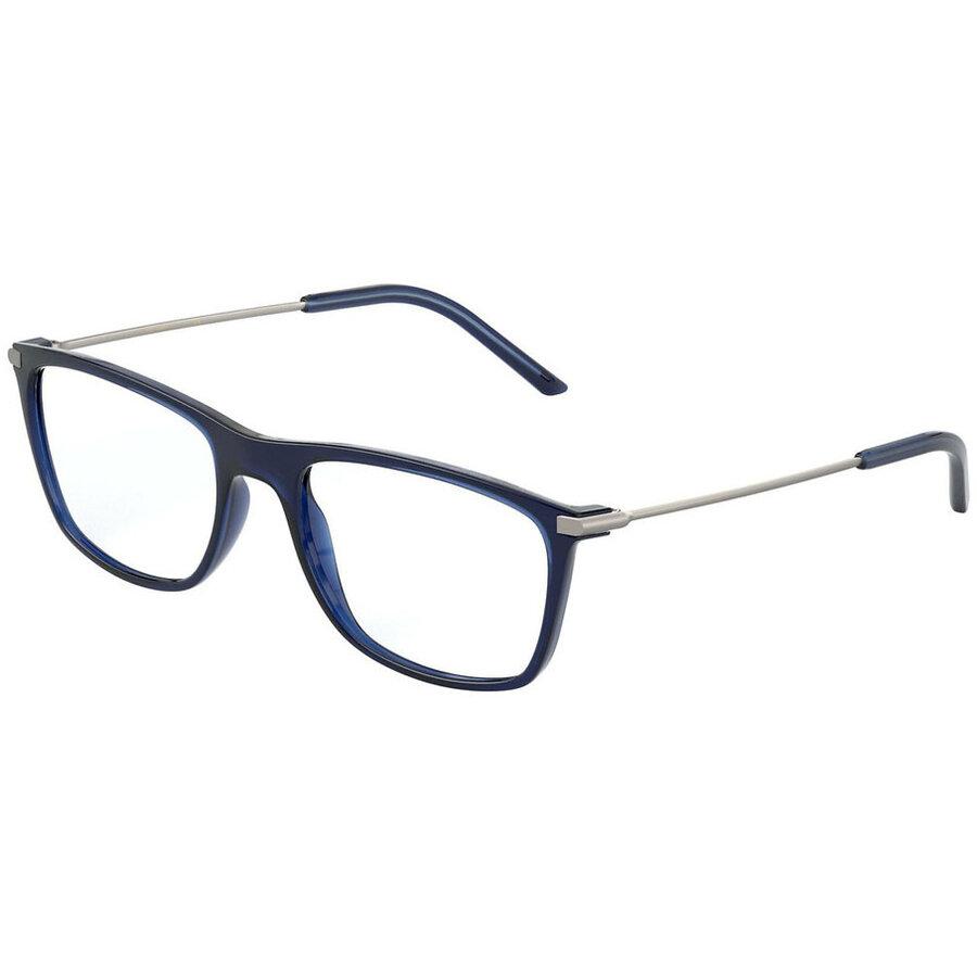 Rame ochelari de vedere barbati Dolce & Gabbana DG5048 3094 Rectangulare originale cu comanda online