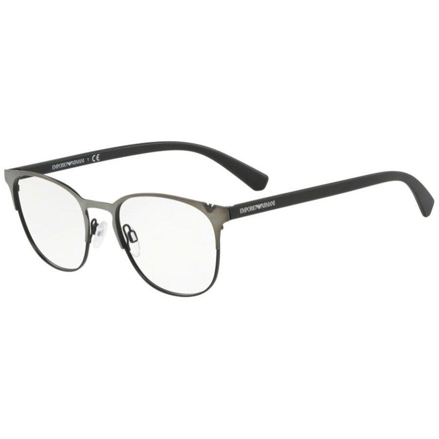 Rame ochelari de vedere barbati Emporio Armani EA1059 3010 Ovale originale cu comanda online