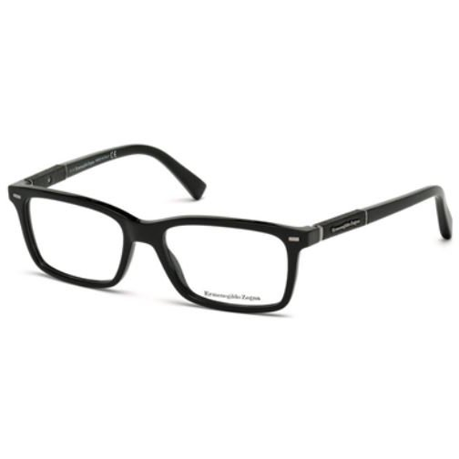 Rame ochelari de vedere barbati Ermenegildo Zegna EZ5037-F 001 Ovale originale cu comanda online