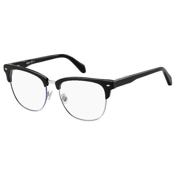 Rame ochelari de vedere barbati FOSSIL FOS 7019 807 Browline originale cu comanda online